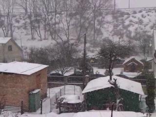 Снігова буря 15 березня 2013 року